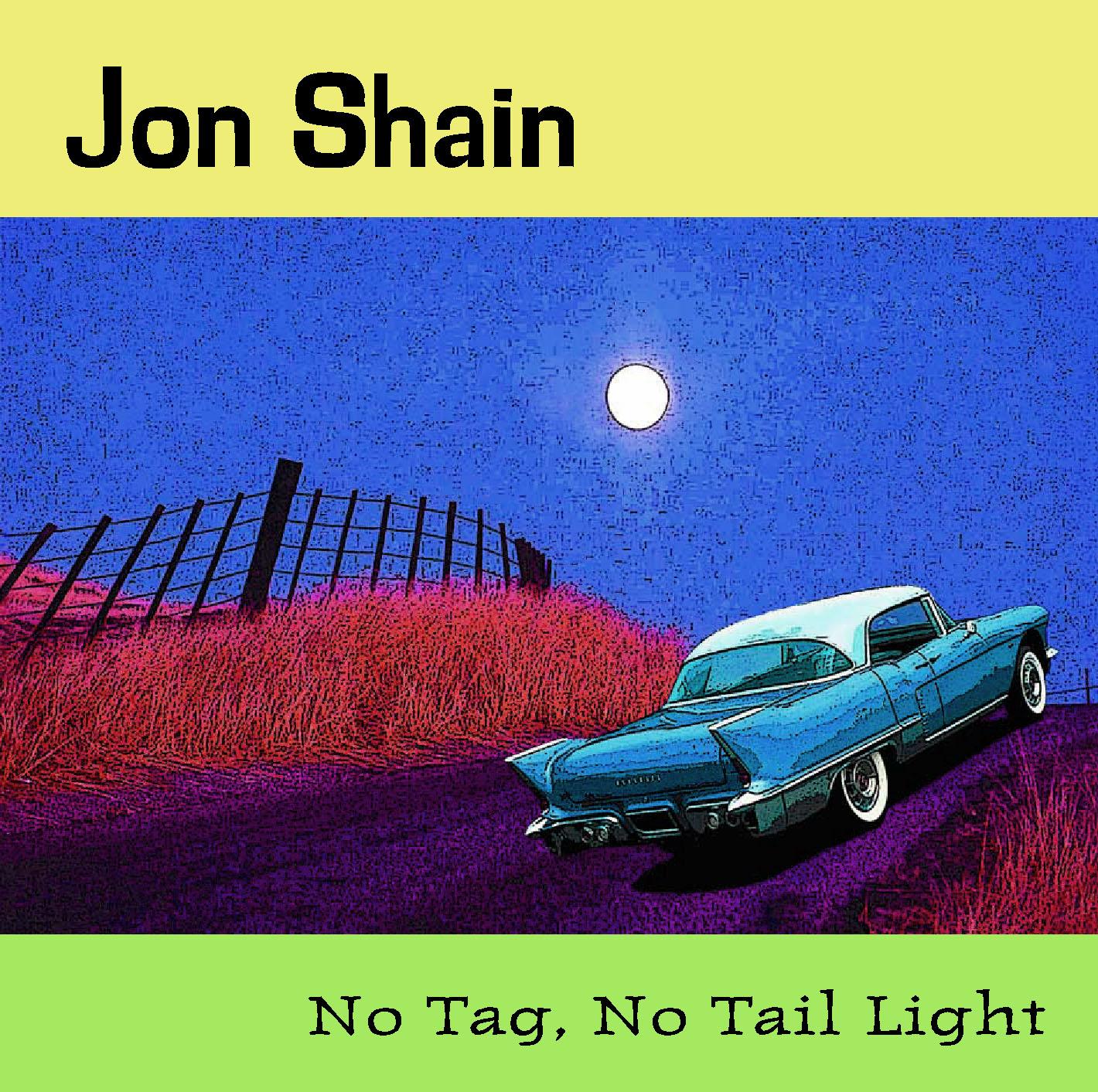 No Tag, No Tail Light Album Cover