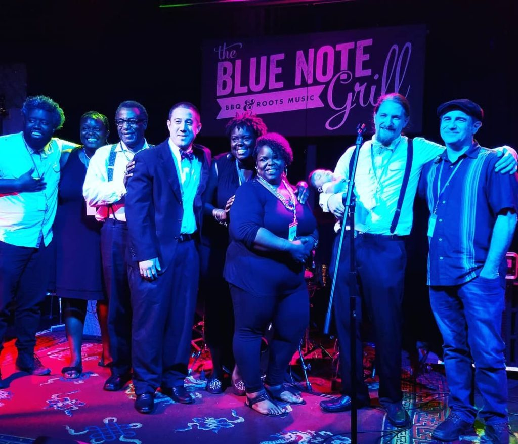 2018 TBS Blues Challenge Winners