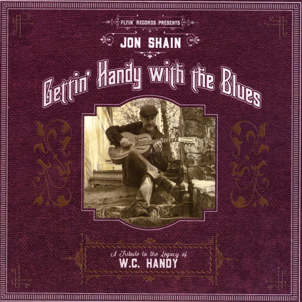 Gettin' Handy with the Blues album cover